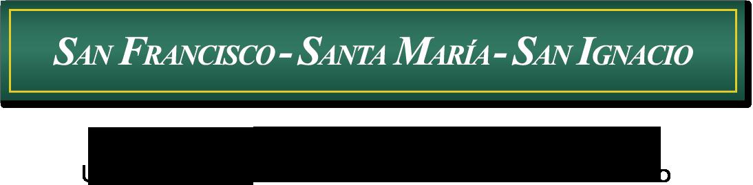 Undare, Inc. | Administrador del Control de Acceso | San Ignacio, San Francisco y Santa María Logo
